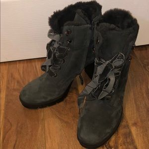 Winter booties